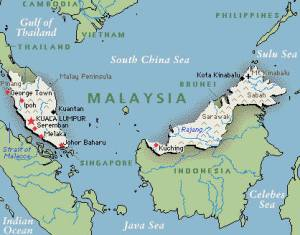 Malaysia's Population is about 27,000,000 (27millions)